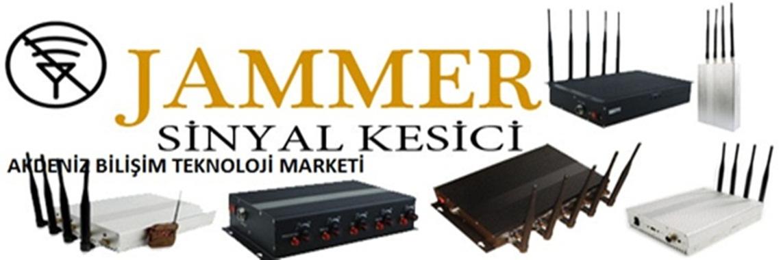 Sinyal Kesici Cami Jammer